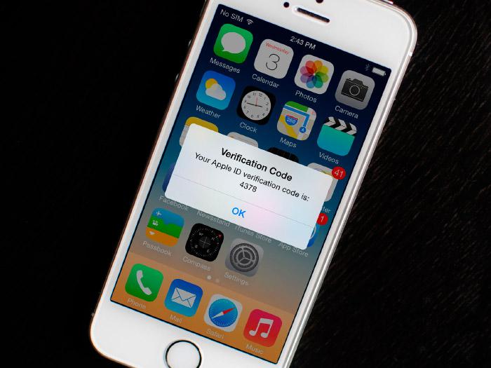Activa la verificación en dos pasos de iCloud y Apple ID