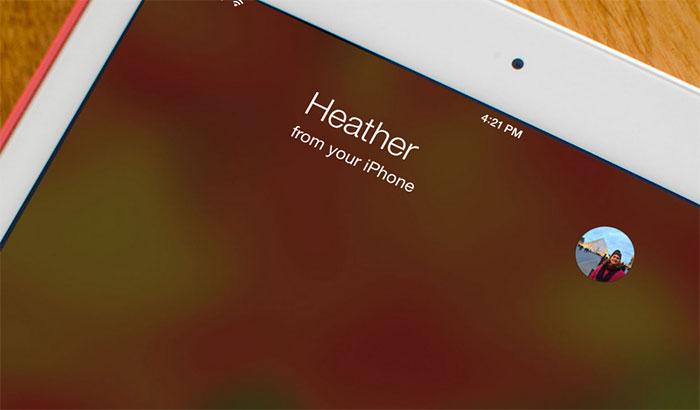 Activar las llamadas en el iPad