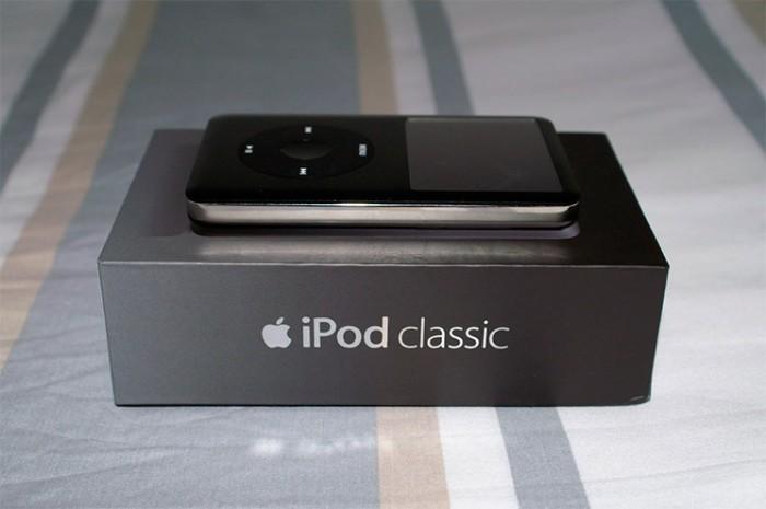 Adiós iPod Classic