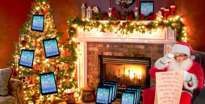 Aplicaciones iOS de Navidad originales