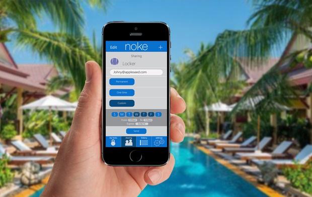 App el Noke para iPhone