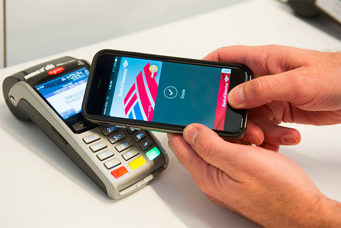 Apple Pay, 1 millón de activaciones