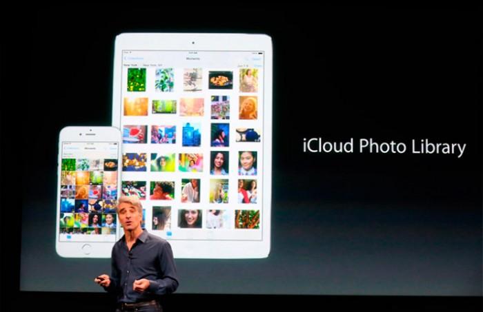 Apple confirma que iCloud Photos necesita iOS 8.1