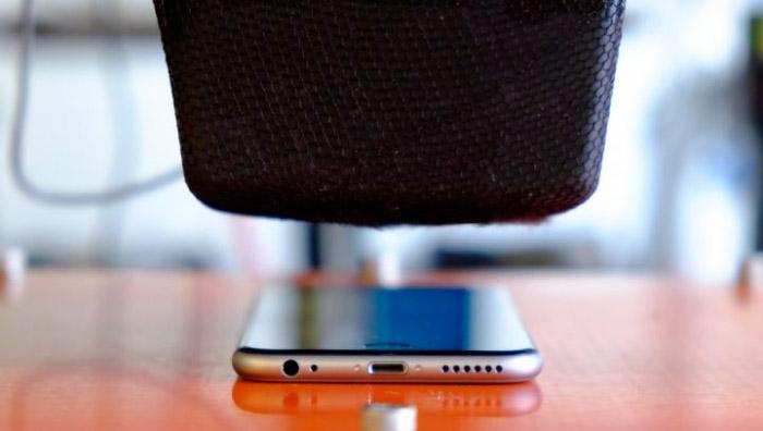 Apple muestra su laboratorio de pruebas