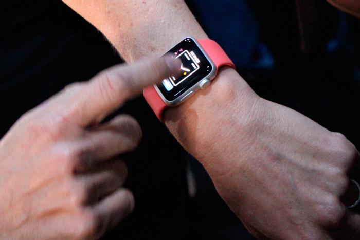 Autonomia del Apple Watch