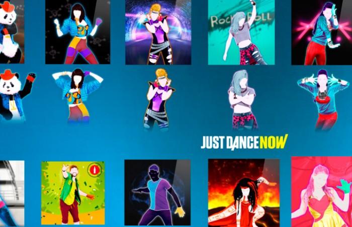 Baila con tu iPhone con Just Dance Now