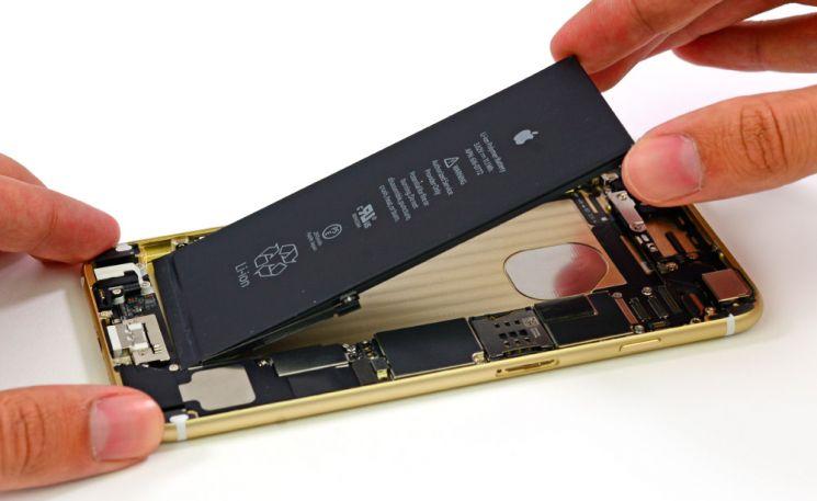 Bateria del iPhone 6 Plus
