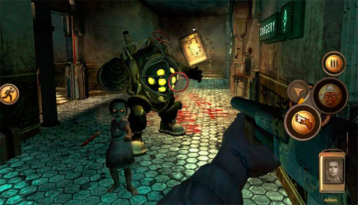 Bioshock para iPhone y iPad