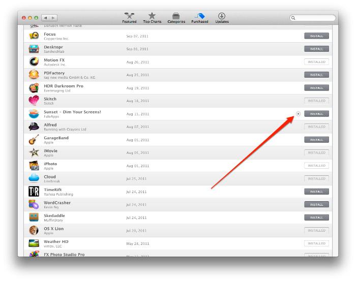 Cómo restaurar aplicaciones descargadas desde iTunes