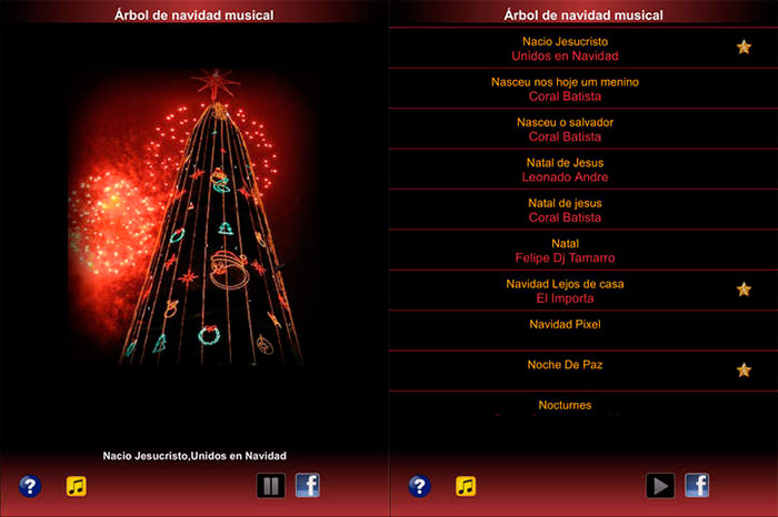 Canciones de Navidad gratis