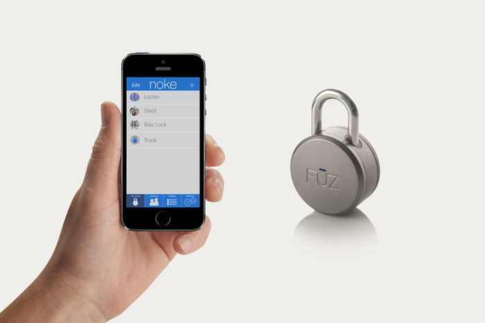 Candados Bluetooth Noke