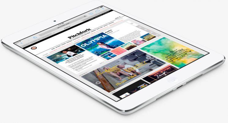 Carcasa del iPad Mini 4