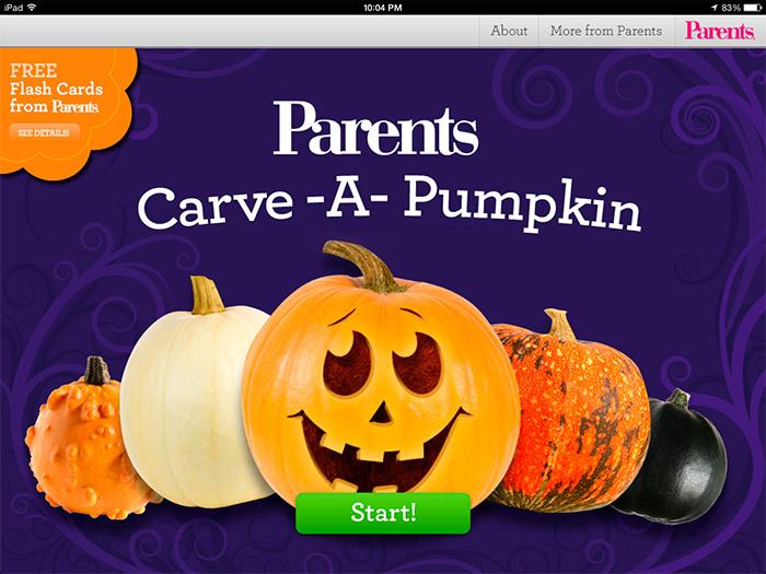 Carve-a-Pumpkin