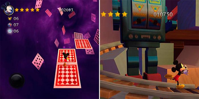 Castle of illusion para iPhone y iPad