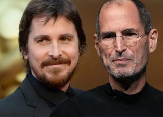 Christian Bale y Steve Jobs