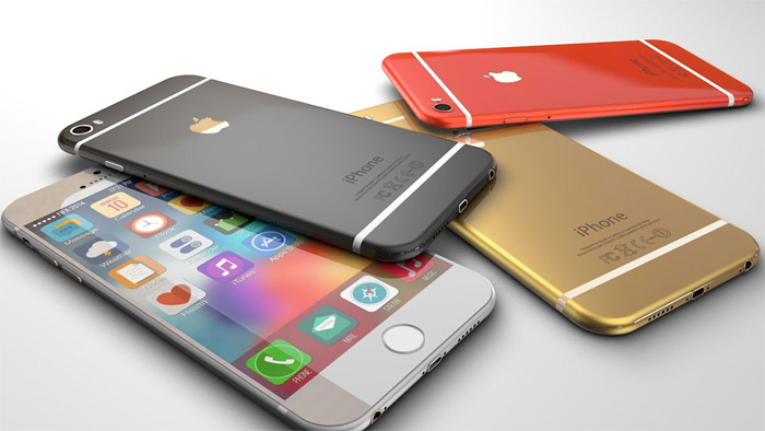 Colores del iPhone 6