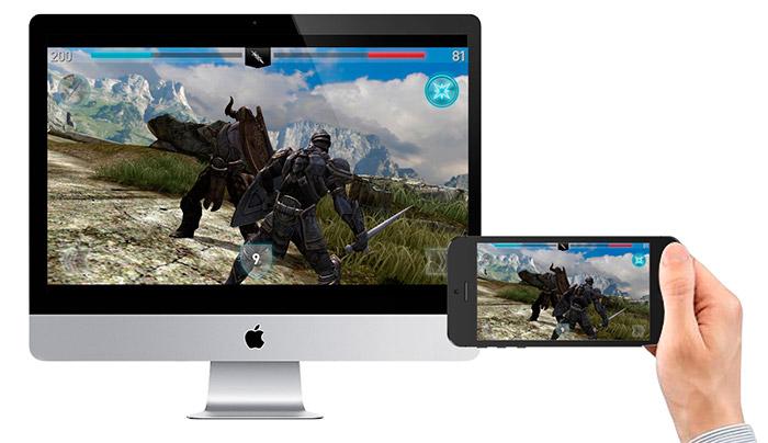 Como grabar juegos del iPhone y del iPad desde el Mac