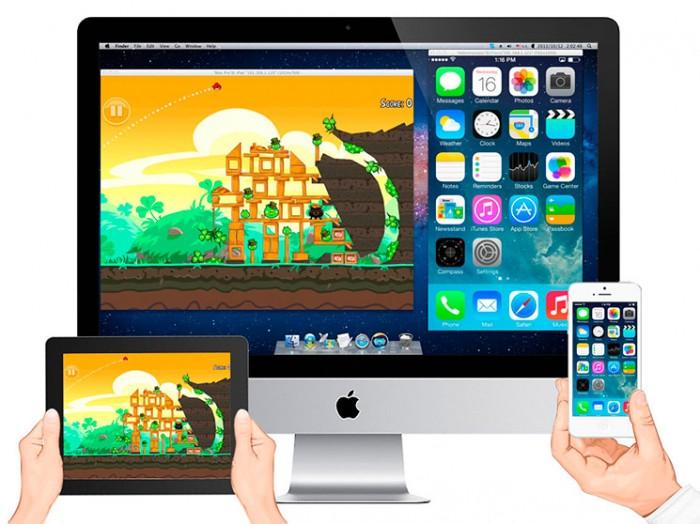 Como grabar la pantalla del iPhone y del iPad desde el Mac