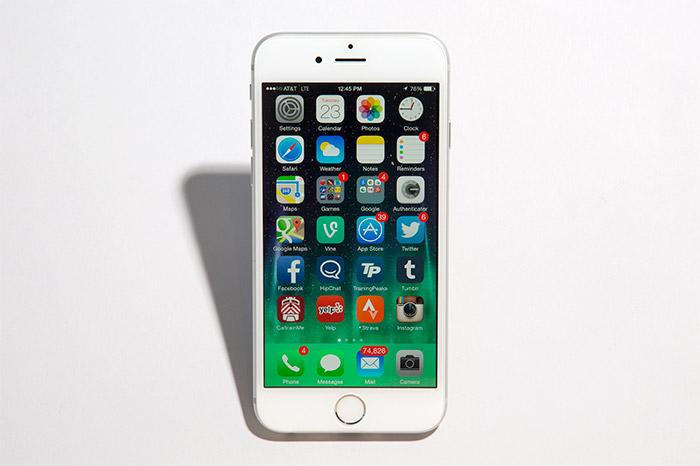 Comparativa iPad Mini 3 vs iPhone 6