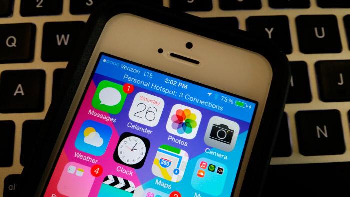 Comparte el internet de tu iPhone