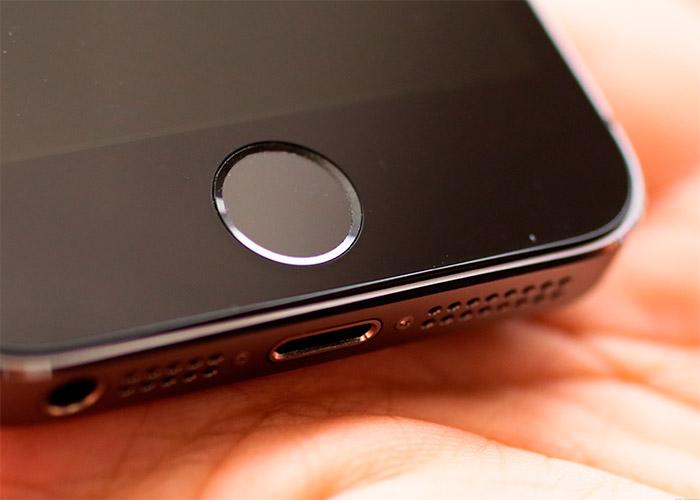 Configurar Touch ID en iPhone 6