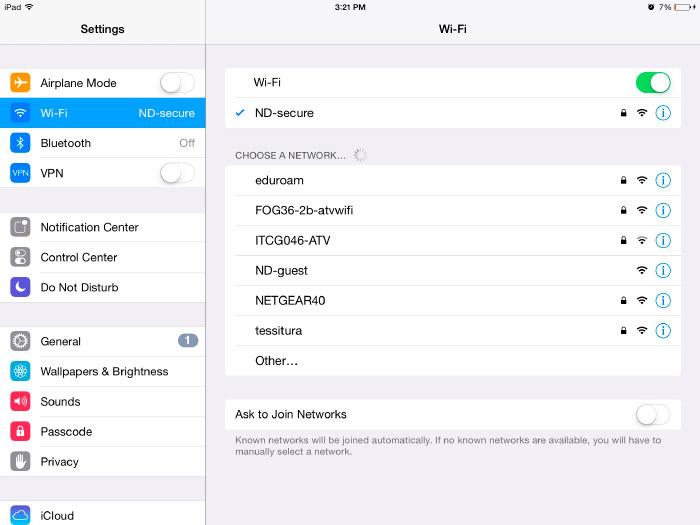 Desactiva las conexiones Wifi automáticas para redes conocidas