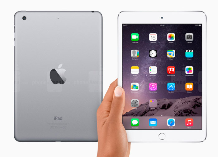 Diseño del iPad Mini 3