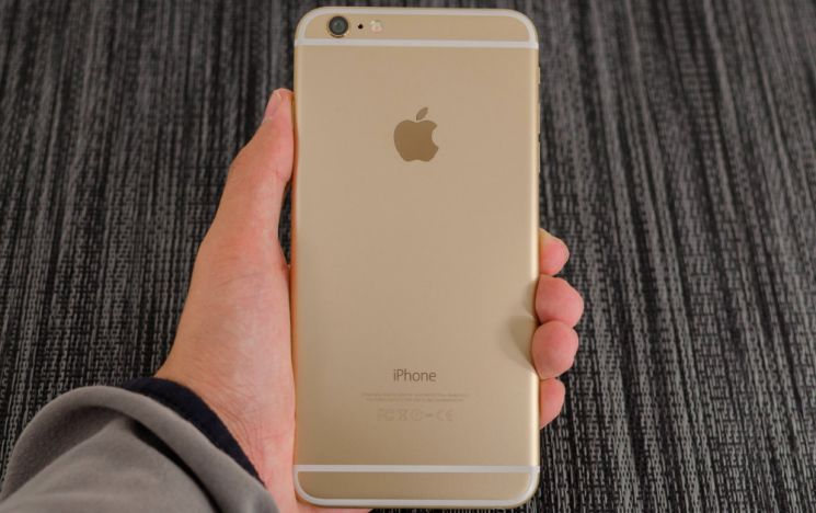 Diseno del iPhone 6 Plus