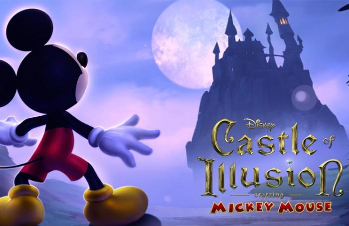 Disfruta de Castle of illusion a un precio increíble