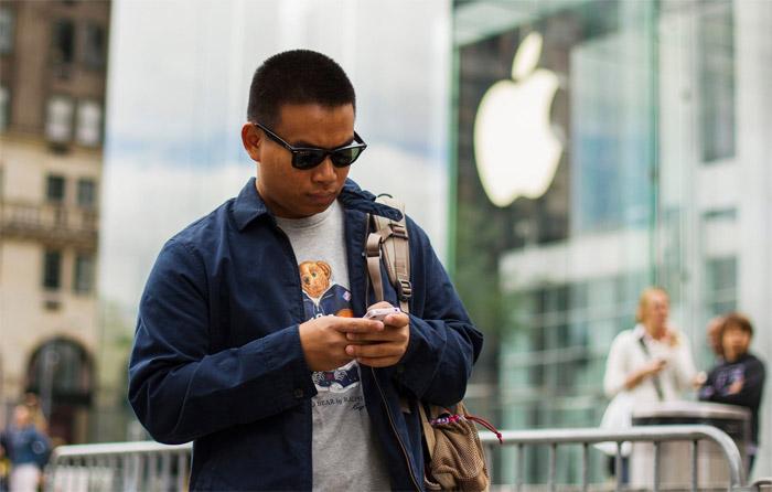 Enviar un email a un grupo con iOS 8