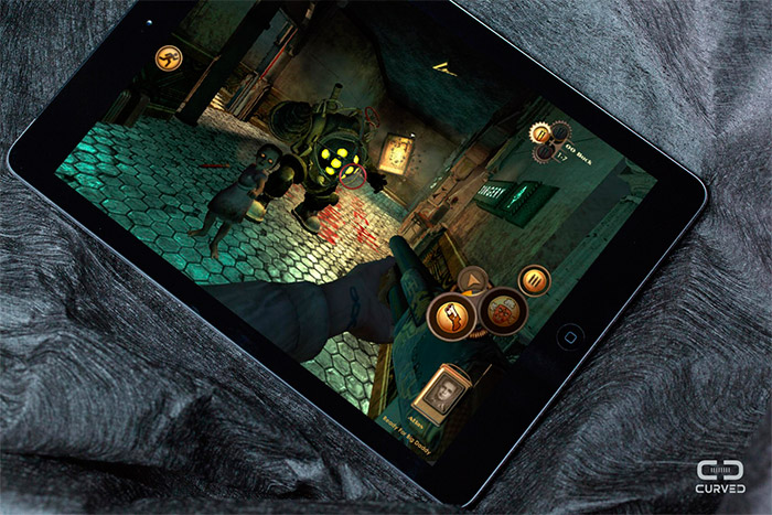 FPS Bioshock para iPhone y iPad