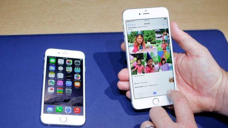 Funcionalidad del iPhone 6 Plus