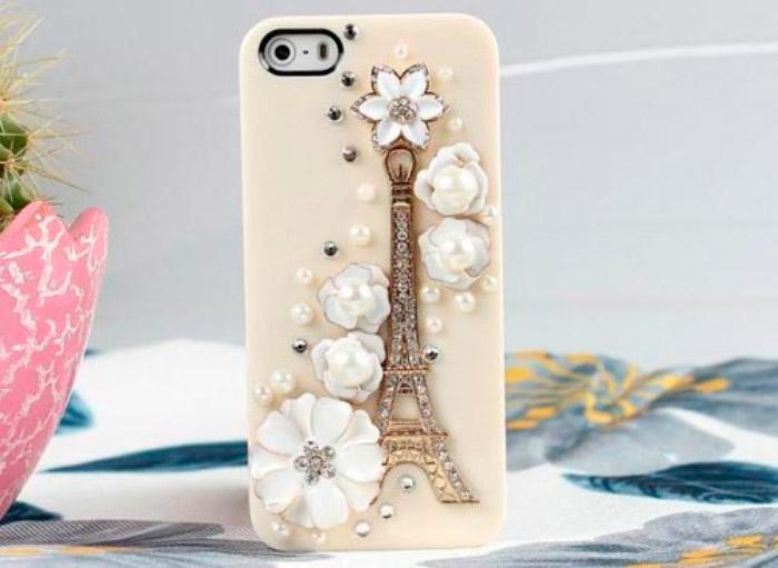 Funda para iPhone 6 con la torre Eiffel
