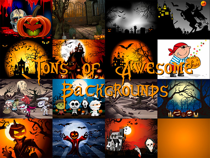 Halloween Card Creator