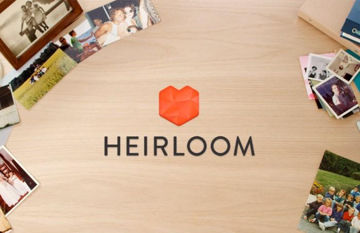 Heirloom, o como digitalizar tus fotos de forma sencilla