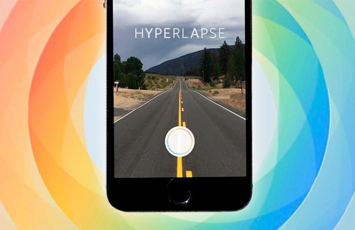 Hyperlapse Instagram y sus vídeos time-lapse