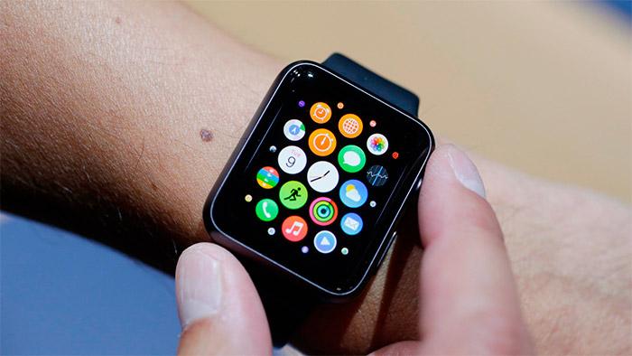Iconos del Apple Watch