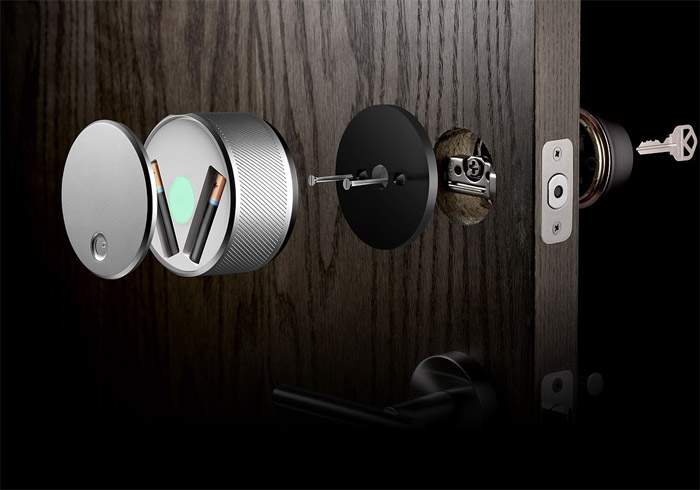 Instalación del August Smart Lock