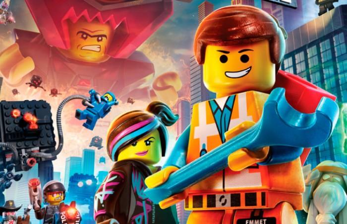 Juego The Lego Movie ahora en la App Store