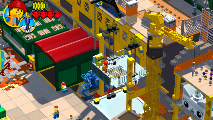 Juego The Lego Movie en la App Store