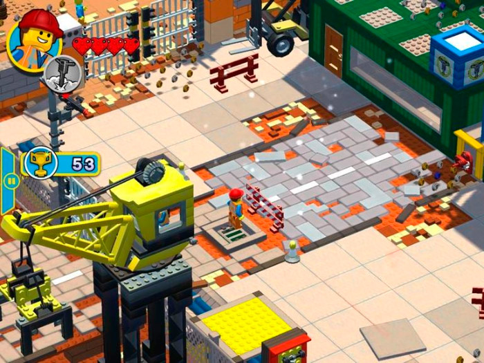 Juego The Lego Movie iOS