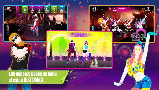 Juego de baile Just Dance Now