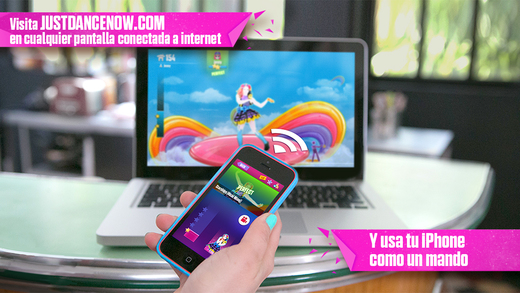 Juego iOS Just Dance Now