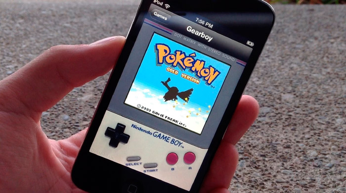 Juegos de Game Boy Color en iPhone