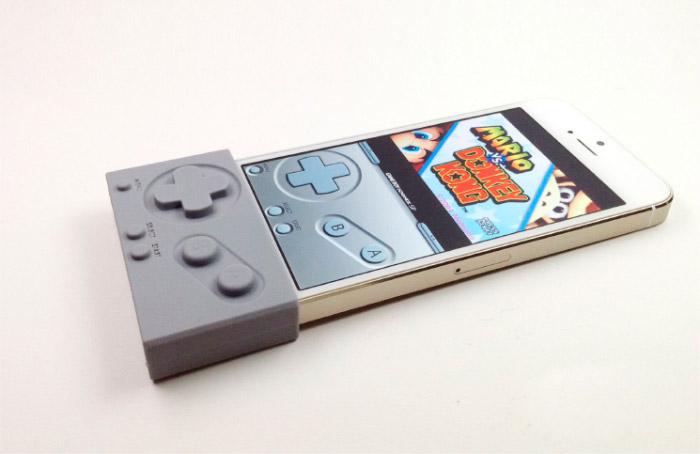 Juegos de Game Boy en iPhone