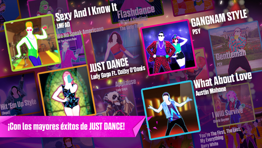 Just Dance Now para iOS
