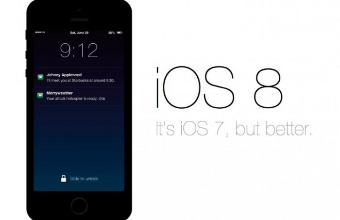 Las principales novedades de iOS 8