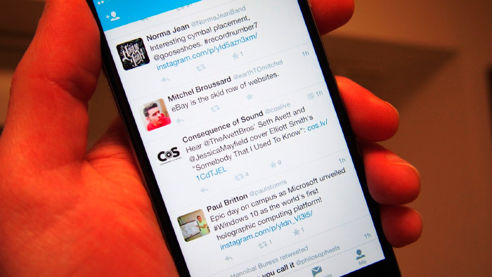Lee los tweets que has perdido en iOS