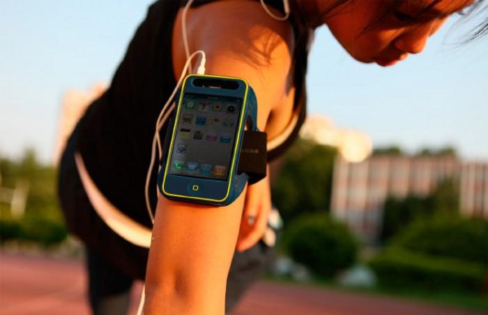 Medir tus pasos diarios con el iPhone