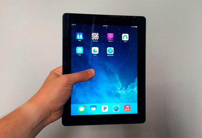 Mejorar el rendimiento del iPad 2 con iOS 8